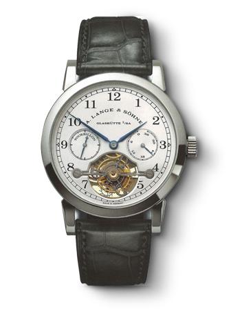 """""""Pour le Mérite"""" Tourbillon -A. Lange & Söhne  Ref. 701005"""