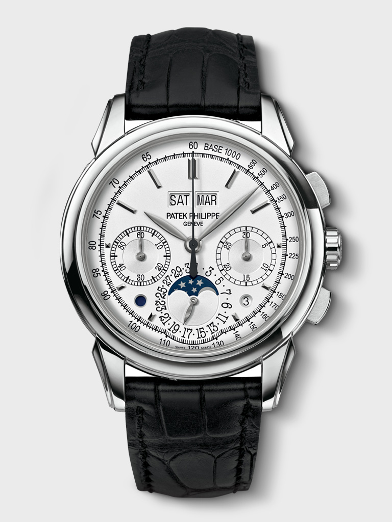 Perpetual Calendar Chronograph Patek Philippe