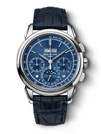 Perpetual Calendar Chronograph-Patek Philippe Ref. 5270G