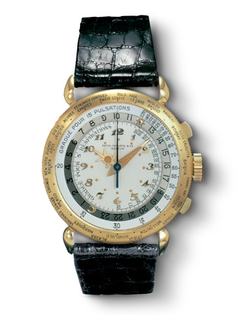 World Time-Patek Philippe Ref. 1415