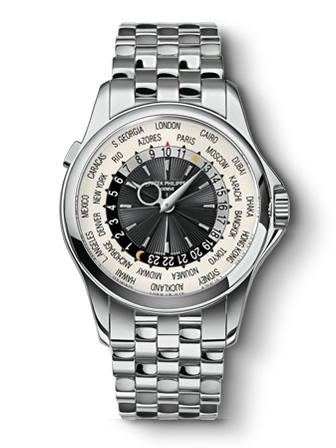 World Time-Patek Philippe Ref. 5130G