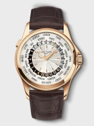 World Time Patek Philippe Ref. 5130