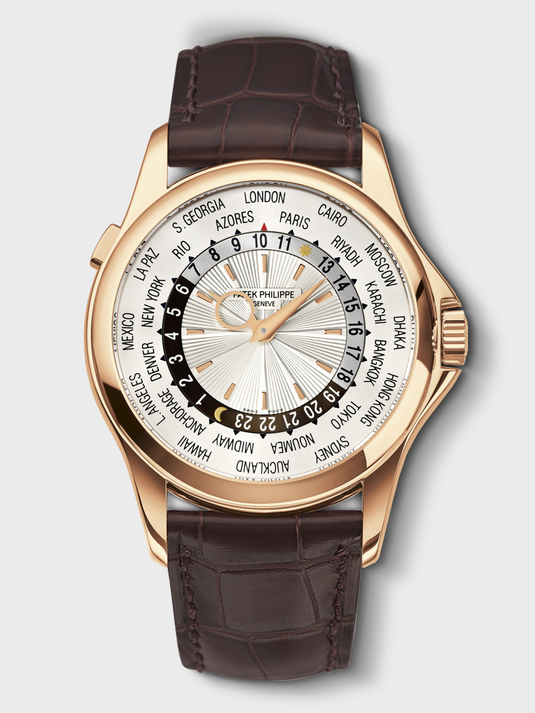 World Time Patek Philippe