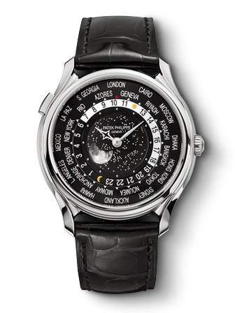 World Time-Patek Philippe Ref. 5575G