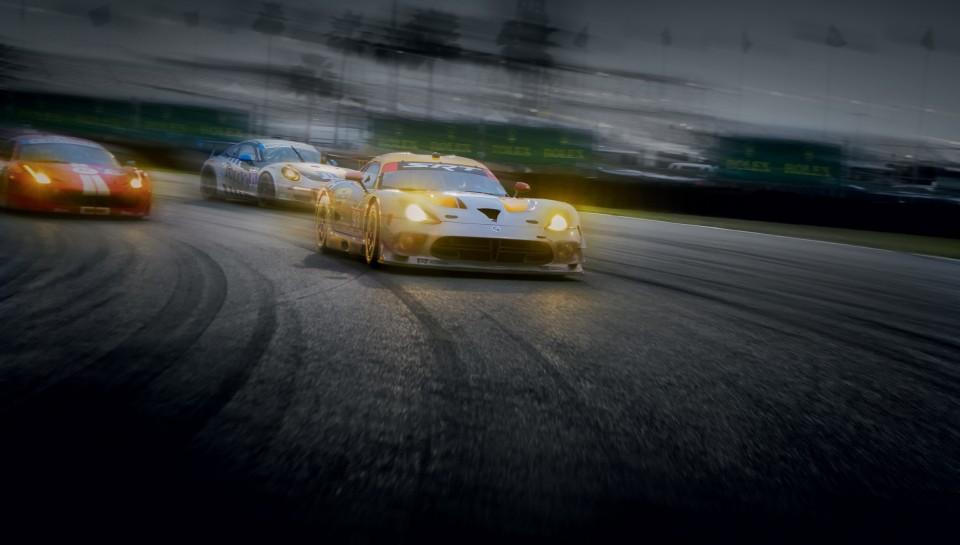 The Spirit of the Rolex Daytona
