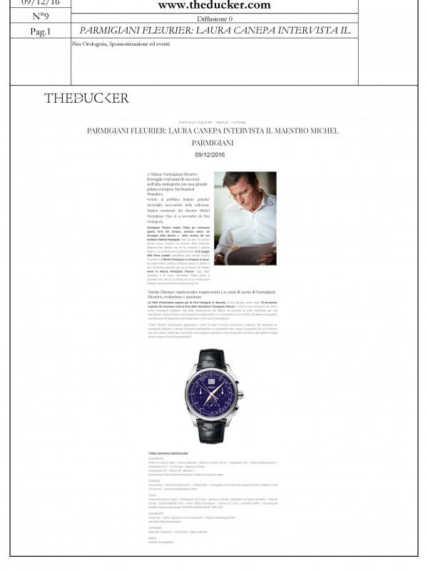 """Parmigiani Fleurier"" – THEDUCKER.COM"