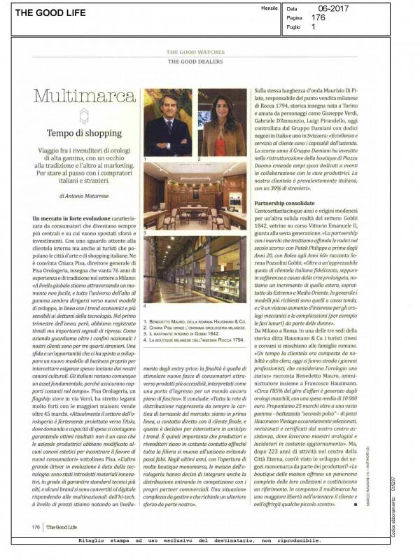 """Multimarca"" – THE GOOD LIFE"