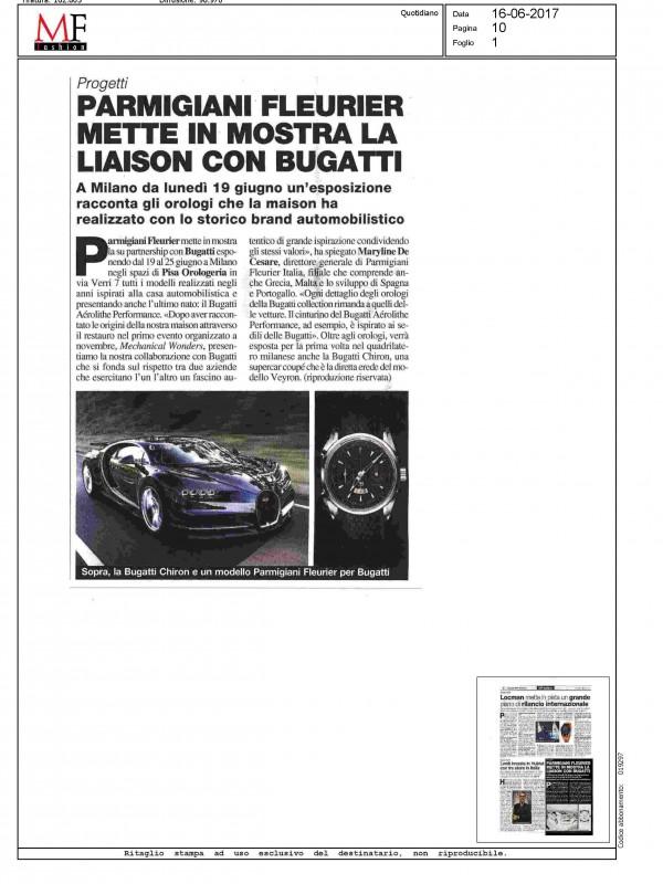 """Projects- Parmigiani"" – MF FASHION"