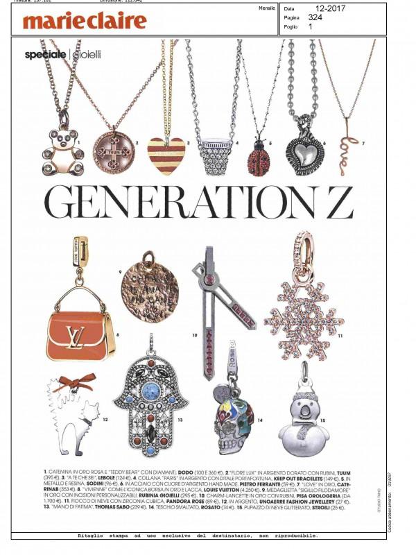 """Generation Z"" – MARIE CLAIRE"