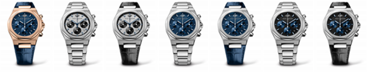 Girard-Perregaux presents the new LAUREATO CHRONOGRAPH