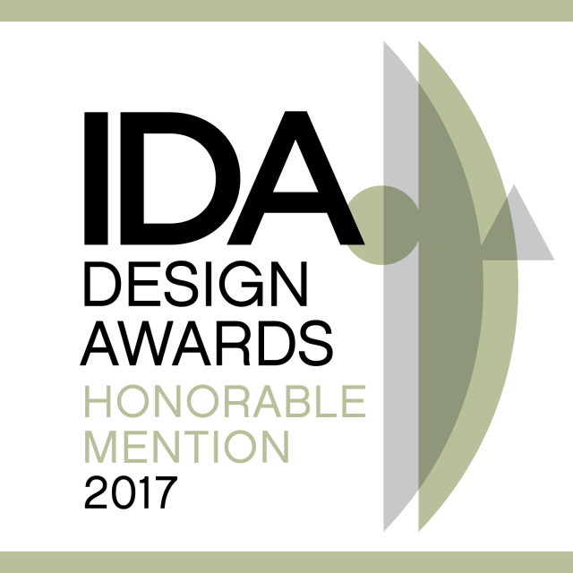 International Design Awards Honorable Mention